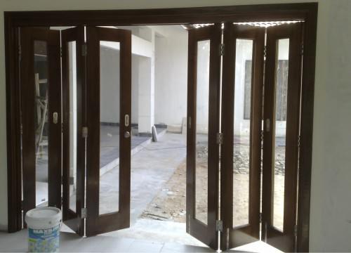 Pintu panil solid minimalis » PK DWI KARYA MANDIRI