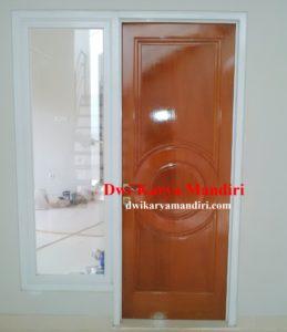 Pintu Panil Lengkung
