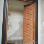 Pintu Motif anyaman
