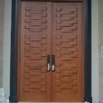 Pintu panil Anyaman
