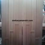 Pintu Panil Minimalis