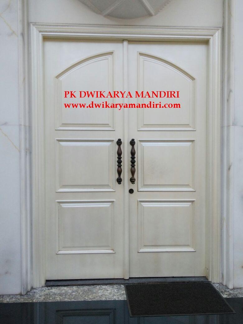 Contoh Model Pintu Utama - PK DWI KARYA MANDIRI